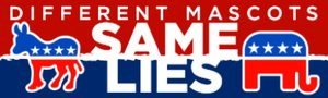 Picture of Political Bumper Sticker 11