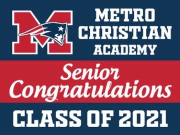 Picture of Metro Christian Academy - Design E
