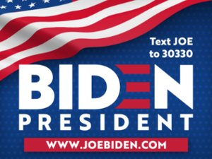 Picture of Biden for President