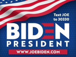 Picture of Biden for President