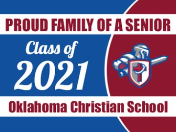 Picture of Oklahoma Christian School - Design D