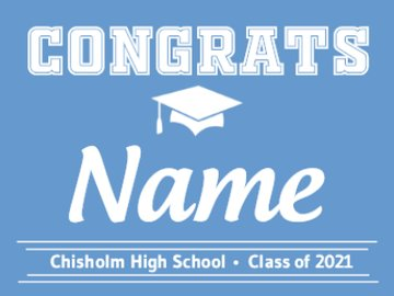 Picture of Chisholm High School - Design G