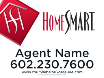 Picture of 18 x 24 Agent Sign (Double Sided)