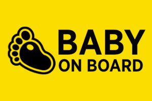 Picture of Baby On Board 1