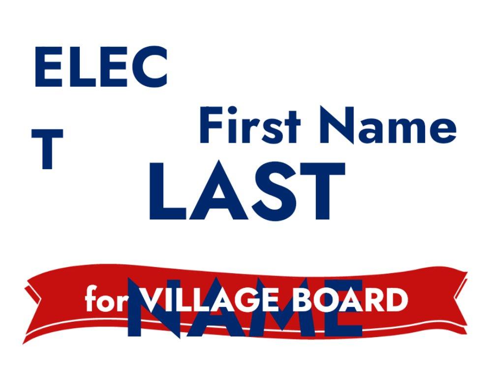 Picture of Village Board 1