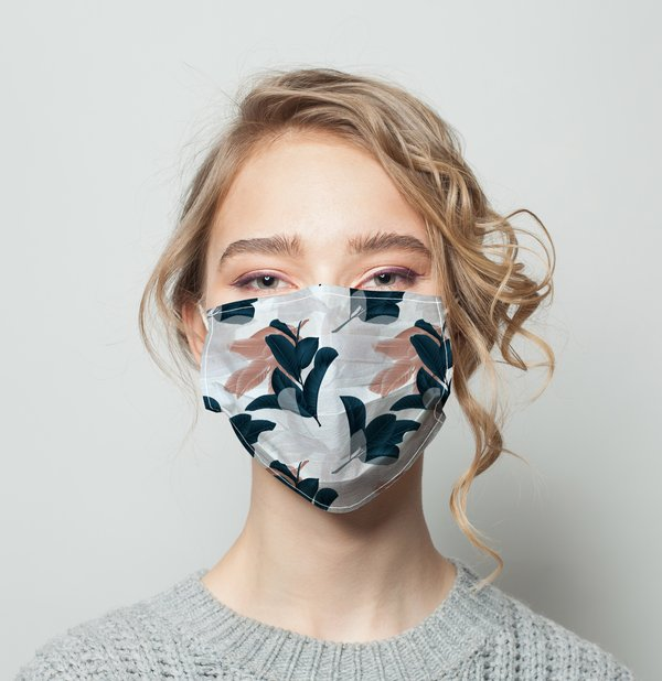 Picture of Face Mask / Coverlet